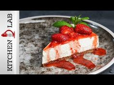 Cheesecake Επ.49 | Kitchen Lab TV - YouTube