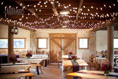 Willow Lake Wedding Gardens, Weatherford, barn wedding