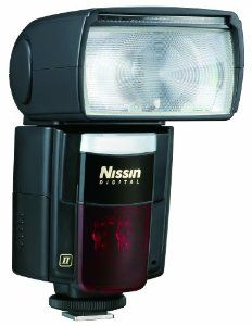 Nissin Speedlite Di866 Mark II ~200€ :(