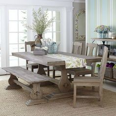Kitchen Table w/ bench.