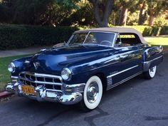 1949 Cadillac 62 Convertible