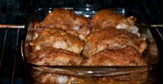 Crispy, Crunchy Oven-Fried Chicken Rocks Your World! – Land Of Recipes