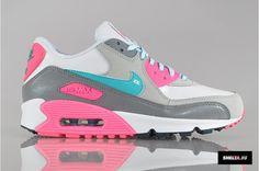Nike Sportswear Air Max 90 GS (345017-109) | Shelta
