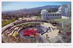 The Getty Center #Photo #LA