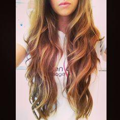 Beach waves #hairstyle