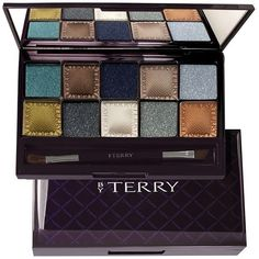 By Terry Eye Designer Palette Fall 2015 found on Polyvore featuring beauty products, makeup, by terry, by terry cosmetics, by terry makeup and palette makeup