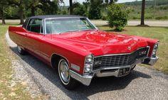 1967 Cadillac Coupe deVille