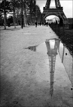 Eifel Tower (after the rain)  - Kimberly Janson