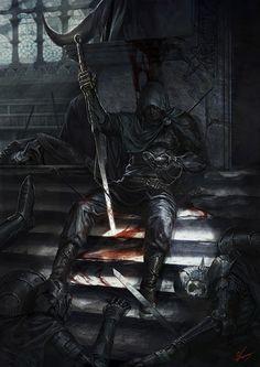Lauric [valar-morghulis: by In-Hyuk Lee http://blog.naver.com/jjajang999]