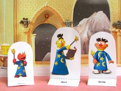 Bert and Ernie's Great Adventure - Sesame Street