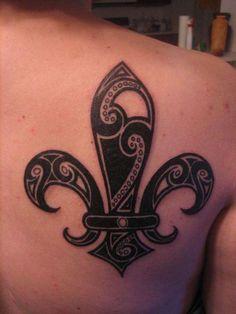 Fleur De Lis Tattoos Designs And Meaning  Leaftattoocom