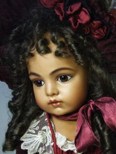 19 inch Mulatto Bru Jne 11 Doll