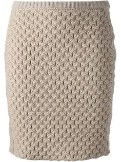 SEE BY CHLOÉ - knit skirt 6