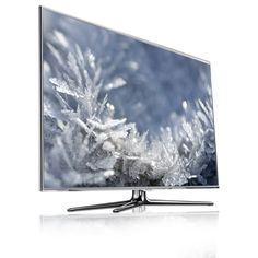 """New Samsung D8000 borderless LED TVs are just impressive ... ANYTHING NEW with these TV's and my husband """"is ON IT"""" !!!  Must be in """"your blood""""  :o)~"""