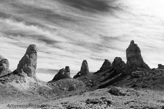 Tufa spires cast shadows on a cool winter afternoon at the Trona Pinnacles in San Bernardino County, California. The pinnacles formed to years ago when calcium-rich groundwater and alkaline lake water combined in ancient Searles Lake. San Bernardino County, Lake Water, Shadows, Monument Valley, It Cast, California, Winter, Photos, Photography
