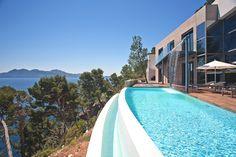 Luxury waterfront villa in Formentor 5