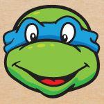 Free Ninja Turtles graphics and printables