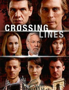 Crossing Lines (NBC). | How have I only just heard about this?
