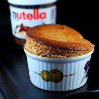Nutella Souffles by Baking Bites