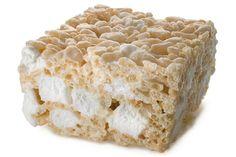Double Marshmallow Puffed Rice Treats