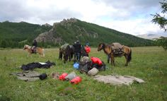 Guided horse pack trips with Stone Horse Expeditions & Travel in Mongolia introduce guests to the Gorkhi Terelj National Park and the Khan Khentii Wilderness. www.stonehorsemongolia.com