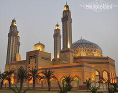 My favorite Mosque in Kuwait