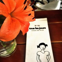 Tous Les Jours - a brilliant cafe with tasty and cheap brunches.