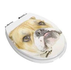 WC-Sitz Bulldog