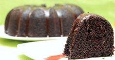 Irresistible bizcocho de chocolate facilísimo de preparar