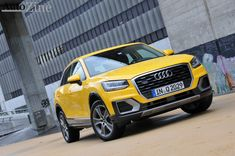 Audi Q2 Audi Q, Audi Cars, Suv Trucks, Fiat 500, Cars And Motorcycles, Dream Cars, Sporty, Board, Motorbikes