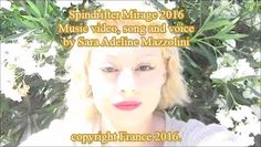 Spindrifter Mirage 2016 Song lyrics by Sara Adeline Mazzolini 2016 The golden spokes of the sunwheel turn around the world to wake me up The…