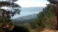 Laguna Verde desde lo alto! Valparaiso Chile