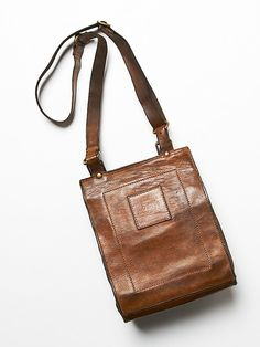 Campomaggi Rider Distressed Satchel at Free People Clothing Boutique