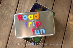 Activities to Keep the Kids Busy on a Road Trip