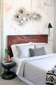 The House Milk Guest Room Part 2: Before/After Reveal - Design Milk