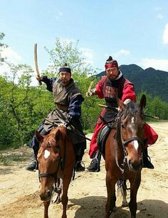 "The Jingbirok: A Memoir of Imjin War(Hangul: 징비록) is a 2015 South Korean television series starring Kim Sang-joong as  Ryu Seong-ryong (1542 – 1607) who was a scholar-official of theJoseon Dynasty of Korea. He held many responsibilities including the Chief State Councillor position in 1592. He was a member of the ""Eastern faction"", and a follower of Yi Hwang. He wrote the Jingbirok a first hand account of the Imjin War.  It aired on KBS.  홍의장군  곽재우"