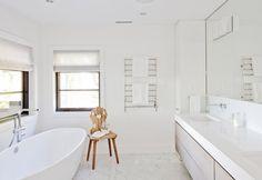 Ensuite Calder Ave Residence Bath Contemporary Modern by Stephanie Brown Inc