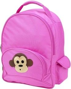 Rosenberry Rooms has everything imaginable for your child's room! Share the news and get $20 Off  your purchase! (*Minimum purchase required.) Four Peas Pink Monkey School Backpack #rosenberryrooms