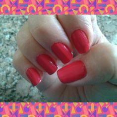 Esmalte Boticário cor Cereja