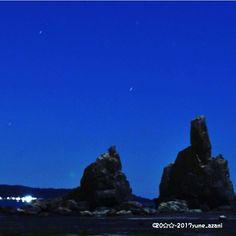 Instagram【yume_azami】さんの写真をピンしています。 《🇯🇵🌕full moon4🇯🇵満月は近くの公園で十分4📌串本町串本の橋杭岩 (Hashigui Rocks)近くの堤防 😭素のまんま🙏素人ですみません 🙏 👉🌕満月の夜、急なドライブに出発 👉到着したのは串本町橋杭岩 👉🎵ここは串本、向かいは大島🎵 👉寒くって寒くって数枚の写真でギブアップ、 👉満月に星を撮影する無謀さ 👉それでもやや星が流れて見える😅 👉今度は新月に挑戦します🙏 📸 👉素人、フィルター、加工なしならこんなもんですかねぇ😵 ➖➖➖➖➖➖➖➖➖➖➖➖➖➖➖ #beautiful#cute#満月 #photooftheday#instagood#love #夜景 #光 #空 #綺麗  #night #japan #japan_of_insta #instagramjapan #ig_japan #photo_jpn #lover_nippon #夜景 #夜景ら部 #夜景倶楽部 #夜景綺麗 #夜景最高 #光 #空 #綺麗…