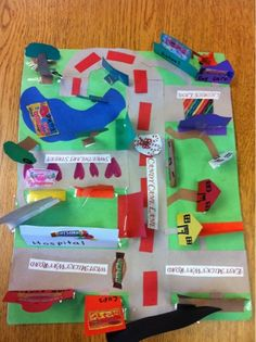Hippo Hooray for Second Grade!: Community Project Part 2 {includes planning sheet}