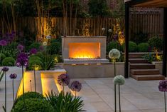 The Best Urban Garden Design Ideas For Your Backyard 32