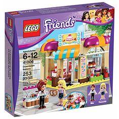 ThinkGeek    LEGO® Friends Downtown Bakery Buy Lego 764b232ba7