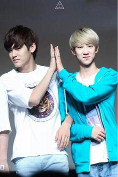Mingyu + Minghao // Seventeen