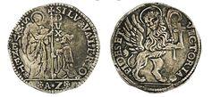 NumisBids: Numismatica Varesi s.a.s. Auction 67, Lot 458 : VENEZIA SILVESTRO VALIER (1694-1700) Leone per il Levante, sigle...
