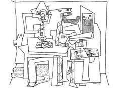 salvador dali coloring pages clocks
