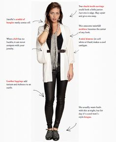 black and white. #howto #style_advice