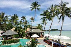 Chaba Cabana Beach Resort & Spa, Koh Samui, Thailand