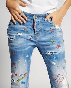 Dsquared2, Must Haves, Skinny Jeans, Pants, Style Men, Group, Lifestyle, Spring, Board