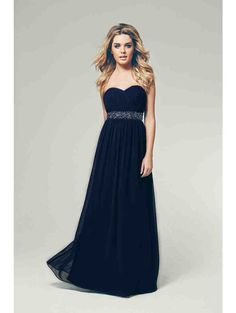 Pleated Bust Maxi Dress | Jane Norman DE gala jurk voor Emma!
